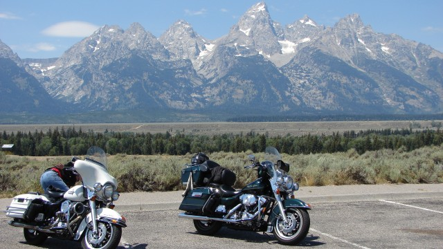 Grand Tetons, 2006 EKIII Run